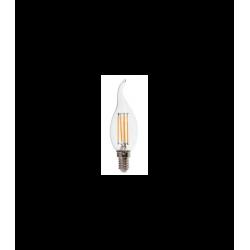 LED flammepære - Kultråd